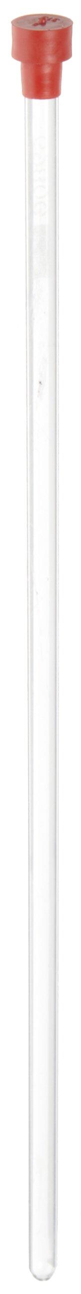 Corning Pyrex Borosilicate Glass 60MHz Basic NMR Tubes, 5mm O.D x 8'' Length (Case of 10) by Pyrex (Image #1)
