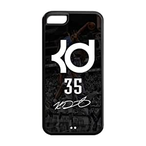 NBA Oklahoma City Thunder regular season scoring Kevin Durant Perfect Fit iPhone 6 plus 5.5 Plastic And TPU Silicone Back Case Cover