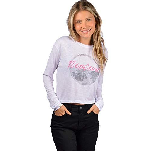 Camiseta Rip Curl Surplus Camo Branca-M