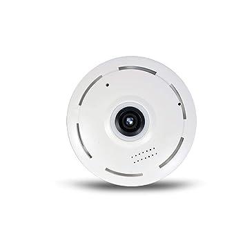 Tookne Cámara de Seguridad para el Detector de Movimiento de visión Nocturna HD 1080P de Techo o Pared y Audio bidireccional para Baby Monitor: Amazon.es: ...