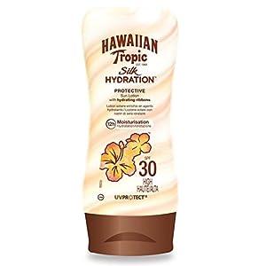 Hawaiian Tropic - Y00608A0 - Lotion Solaire Hydratante - Silk Hydration - SPF30