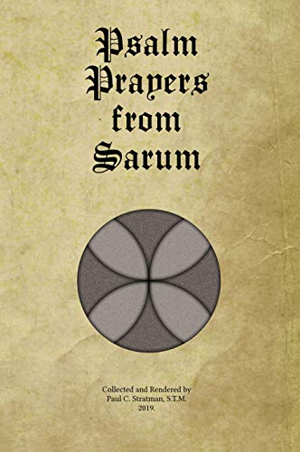 Psalm Prayers from Sarum by [Stratman, Paul]