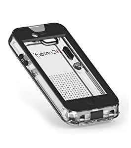 iPhone 5 Ultimate Waterproof Case by iContact New IPX7 Certified model with Intelli-filter Design Touch screen,Volume,Power Accessible