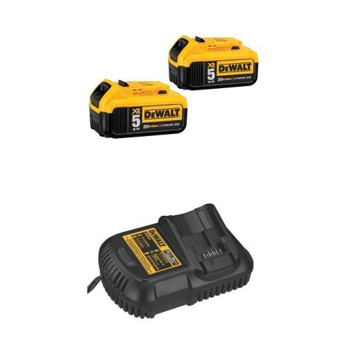DEWALT DCB205 2 Lithium Battery 12 Volt
