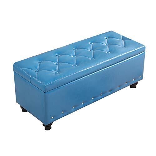 Enjoyable Amazon Com Footstools Yxx Large Square Storage Ottoman Creativecarmelina Interior Chair Design Creativecarmelinacom