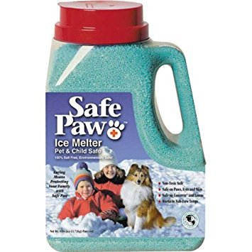 Lowest Prices! Safe Paw Non-Toxic Ice Melter Pet Safe, 8 lbs. 3 oz