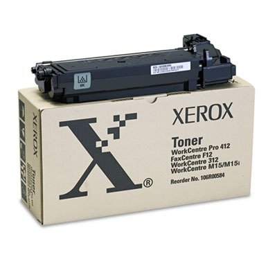 Unknown 106R00584 Toner Cartridge (Black)