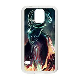 Samsung Galaxy S5 Cell Phone Case White Defense Of The Ancients Dota 2 PHANTOM ASSASSIN 008 UVW0549815