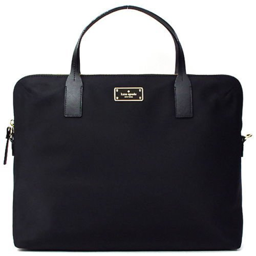 Kate Spade Blake Avenue Daveney Black Laptop Bag