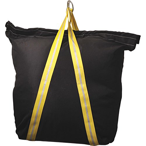 Big Boxer Industrial Canvas Lifting Tool Bag — Black, Model# 70011