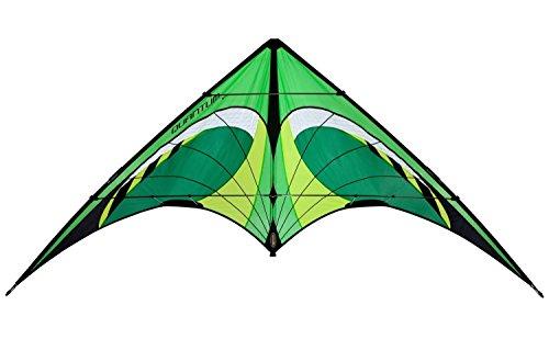 Prism Quantum Dual-line Stunt Kite, Citrus
