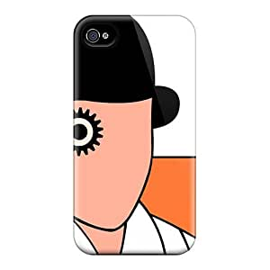 Defender Cases With Nice Appearance (a Clockwork Orange) Samsung Galxy S4 I9500/I9502
