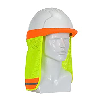 d3e32be94cf Amazon.com  Safety Works SunShade Hard Hat Accessory  Home Improvement