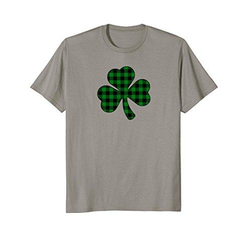 Shamrock | St. Patrick's Day Shirt (Heritage Plaid Shirt)