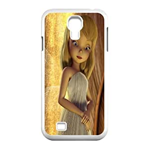 Hot Tinker Bell Protect Custom Cover Case for Samsung Galaxy S4 I9500 QVT-38151