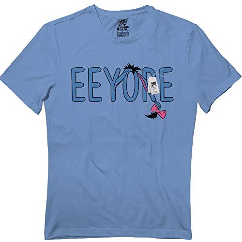 Donkey Cute Halloween Matching Family Group Team T-Shirt Carolina Blue ()