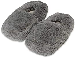Intelex Warmies Slippers, Grey