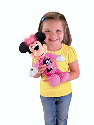 Fisher-price Disneys Cuddle And Glow Minnie from Fisher-Price