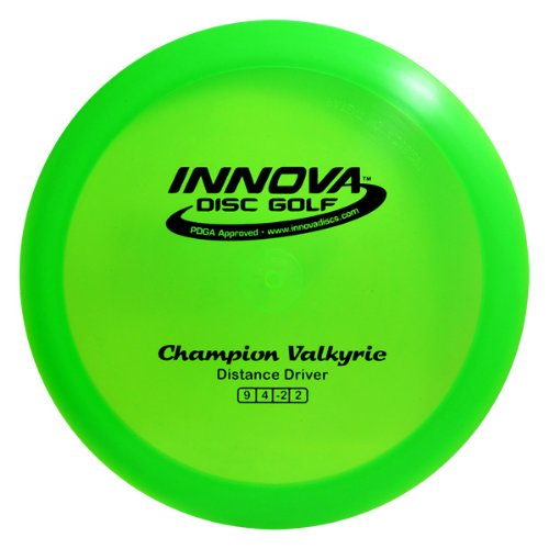(Innova Disc Golf I-Dye Champion Valkyrie Golf Disc, 173-175gm (Colors may vary))