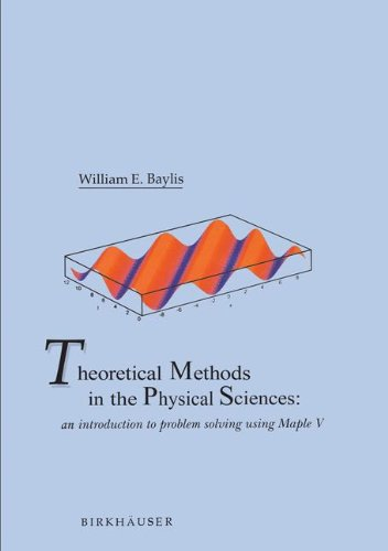 Search : Theoretical Methods in the Physical Sciences: An introduction to problem solving using Maple V