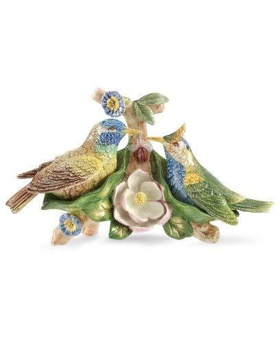 - Portmeirion Serveware, Botanic Hummingbird Bird Salt and Pepper Shakers