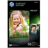 HP Everyday Photo Paper - glossy photo paper - 100 sheet(s)(CR757A)