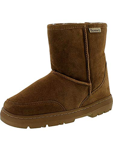 BEARPAW Men's Patriot Winter Boot, Hickory, 11 M US ()