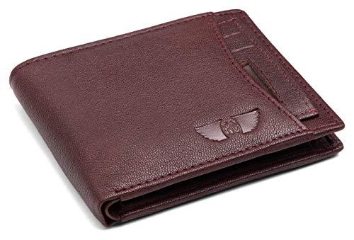 Royster Callus Maroon Men's Wallet (RCW1019-3)