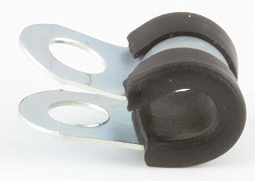 3/8'' Cushion Clamps - (pack of 25) by Crimp Supply