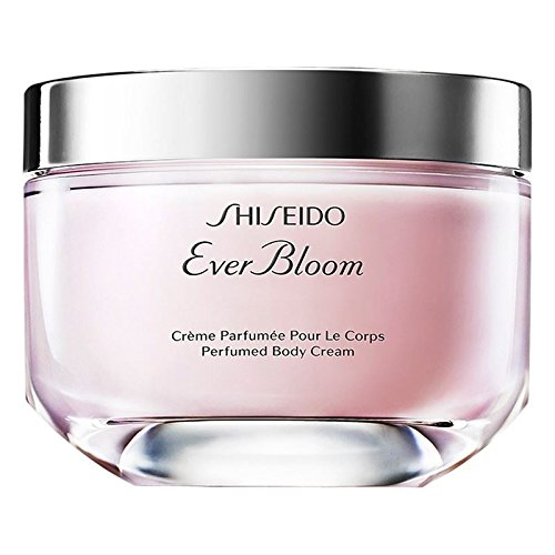 Shiseido Ever Bloom Perfumed Body Cream 200ml (Lilac Perfumed Talc)