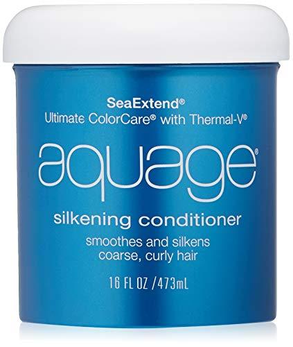 AQUAGE Silkening Conditioner, 16 oz.