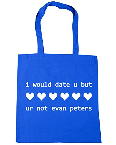 not Shopping HippoWarehouse Beach date litres ur Gym 42cm Tote x38cm I 10 Cornflower evan Bag u would Blue but peters qq4RBYg