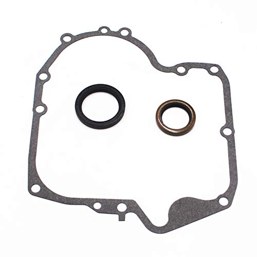 Autu Parts Crankcase Gasket & Oil Seal Combo For Briggs & Stratton 697110 & ()