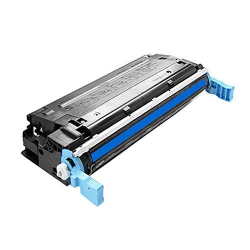 PRINTJETZ Premium Compatible Replacement for HP 643A (Q5951A) Cyan Toner Cartridge for use Color LaserJet 4700, 4700DN, 4700DTN, 4700N Series Printers. (Print Q5951a Cartridge Cyan)