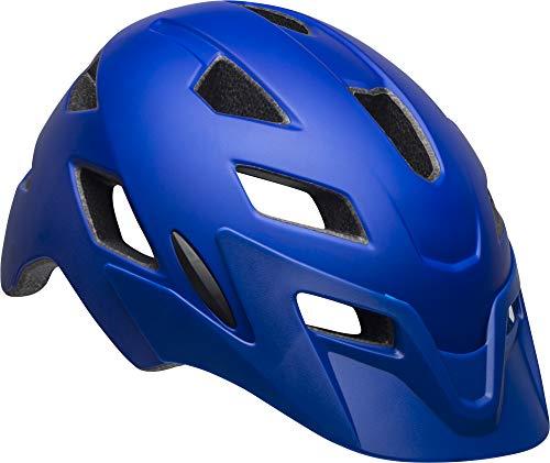 - Bell Sidetrack Youth Bike Helmet - T-Rex Matte Blue - UY (50-57 cm)