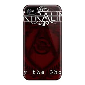 ColtonMorrill Iphone 4/4s Durable Hard Phone Case Support Personal Customs Trendy Papa Roach Skin [kZB4061YPFw]