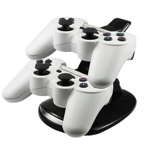 Nuevo Cargador Soporte Estaciónes Compatible Con PS3 Mando ...