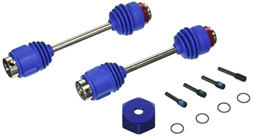 Cvd Drive Shaft - Traxxas 4949R Center Steel CVD Drive Shaft Front/Rear (fits Early T-Maxx with Optidrive)