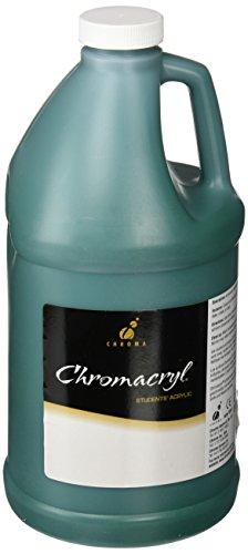Chroma 1406 Premium Students Acrylic Paint, 0.5 gal Jug, ...