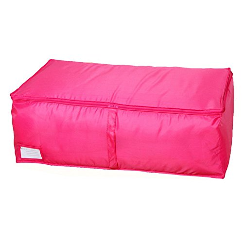 Clothes Quilt Bedding Storage Box - - 4