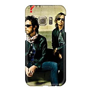 Best Hard Phone Cases For Samsung Galaxy S6 With Unique Design Fashion Black Sabbath Band Skin DeanHubley