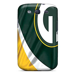 Galaxy S3 Green Bay Packers Cover