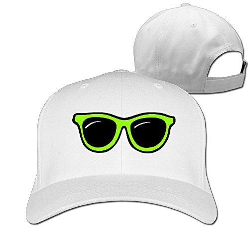 Alexander Green Sunglasses Unisex Adjustable Fashion Unicode Solid Peaked Hat Baseball Sport Student (Halloween Memes Australia)