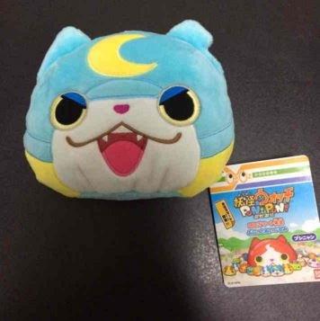 Yokai watch Bushinyan Yorozumato limited punii puni stuffed toy plush (How To Make A Cat Costume For Adults)