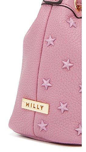 Astor Dusty Body Drawstring Rose Convertible Small MILLY Star Cross Bag 6RqwwdA