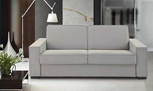 Sofá cama diario gran confort colchón 18 cm dormir 160 ...