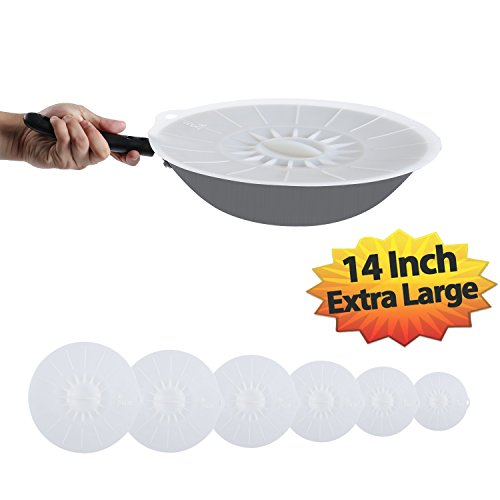 6 frying pan with lid - 5