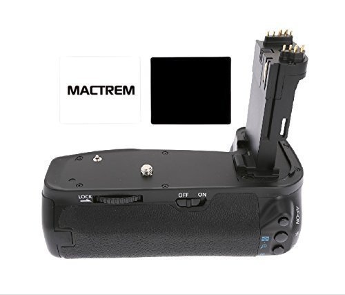 28557cbb42997d Meike Pro Battery Grip for Canon EOS 6D as BG-E13 - Import It All