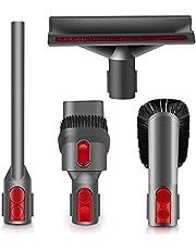 E.LUO Attachments Tools Kit for Dyson V11 V10,V10 Absolute,V8,V8 Absolute,V6, V7, DC58,DC59 Floor Accessories (Including Extension Hose,Combination Tool)…