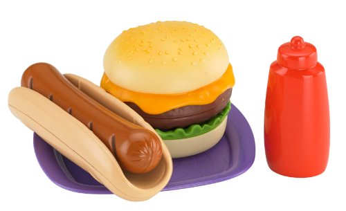 fisher price grill food - 5